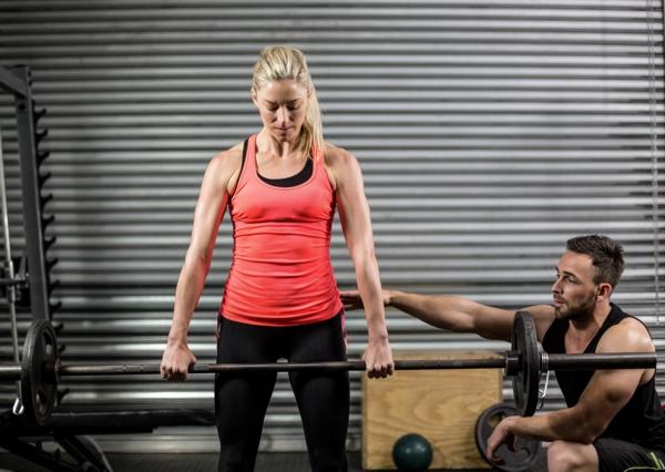 Prescripción del ejercicio en Fitness y entrenamiento personal
